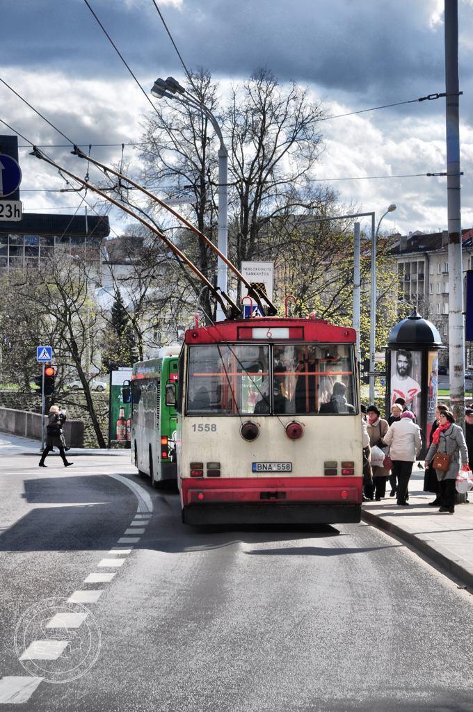 Wileńskie trolejbusy