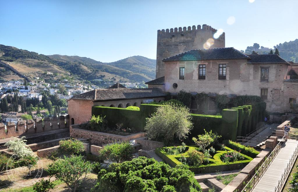 w drodze na Gibraltar - Alhambra