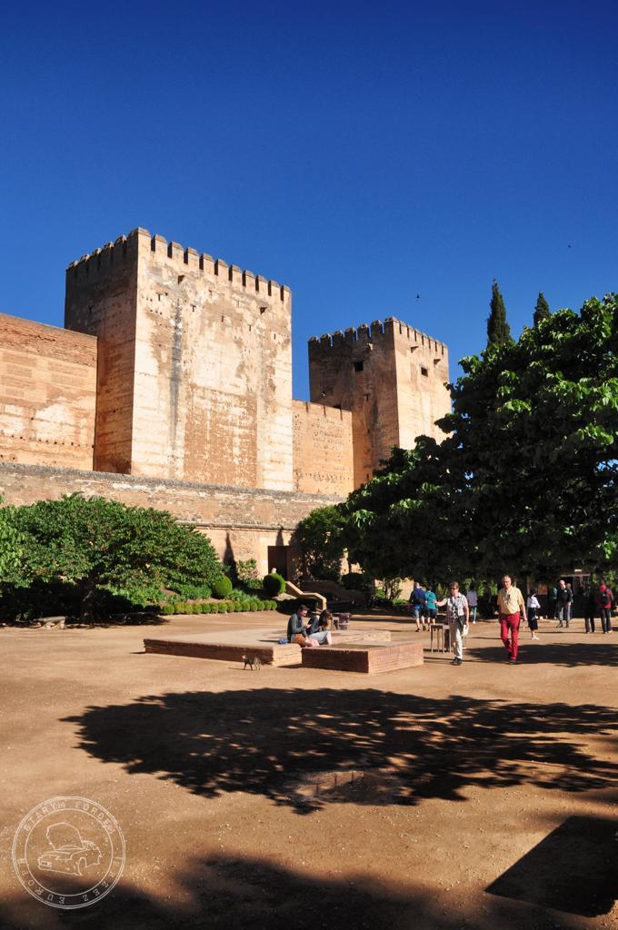 Alhambra twierdza
