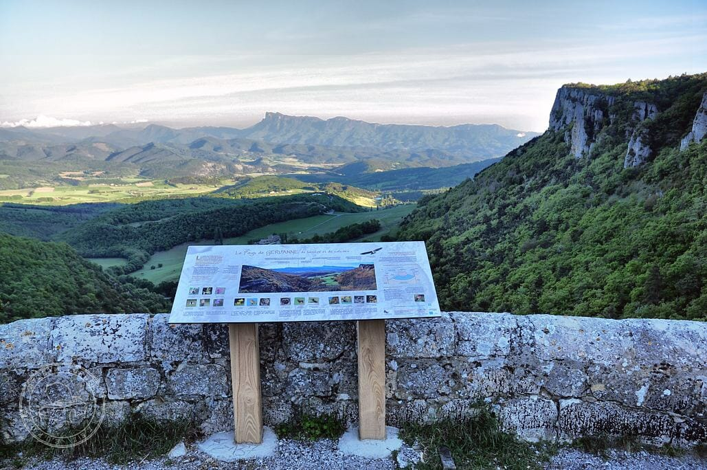 w drodze z Gibraltaru - Vercors