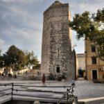Zadar - antyczne ruiny na starówce