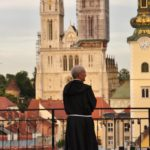 Zagreb - taras widokowy