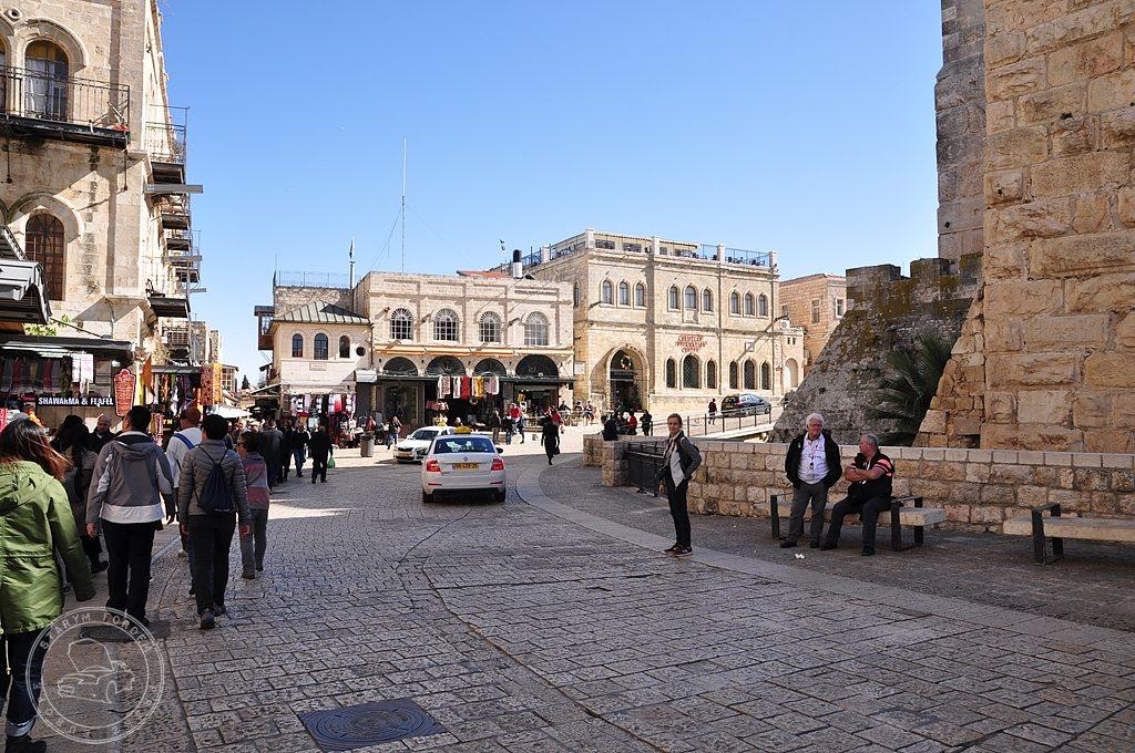 Jerozolima, Brama Jafy