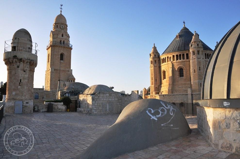 Kościół zaśnięcia NMP na Górze Syjon