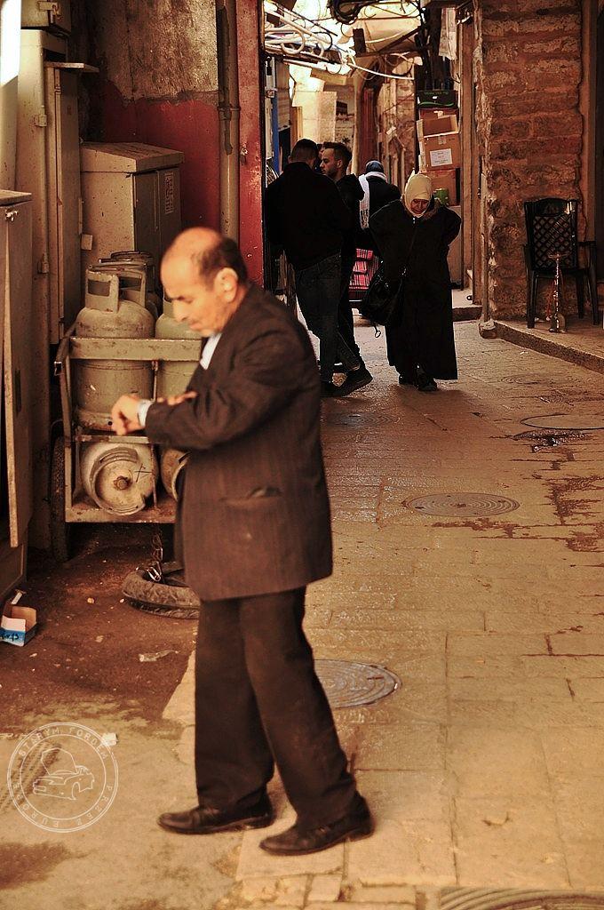Jerozolima, dzielnica muzułmańska