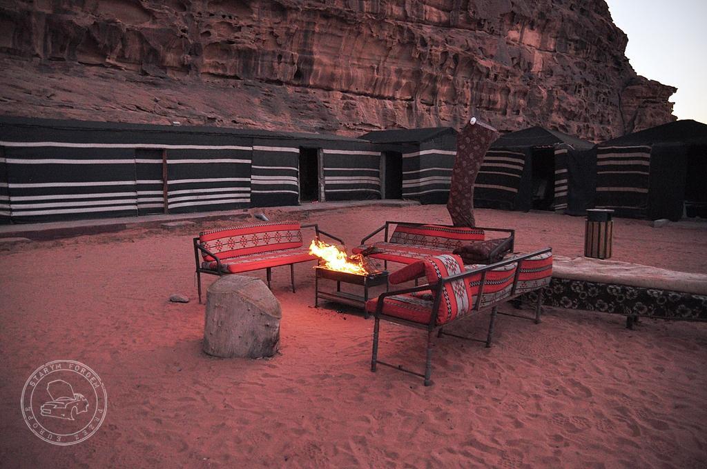 Salman Camp na Wadi Rum