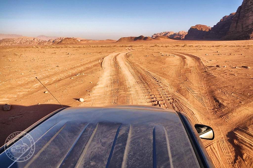 Safari na Wadi Rum