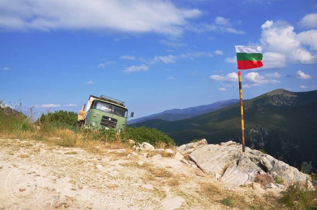 Borovets Gondola - top station