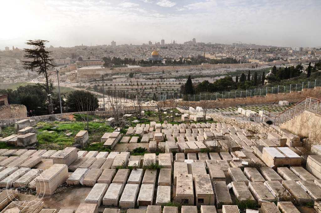 Groby na Górze Oliwnej
