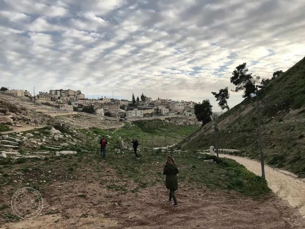 Miasto Dawida w Jerozolimie