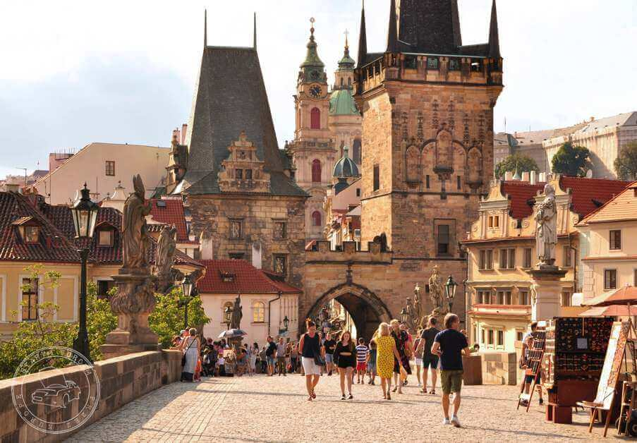 Karliv Most Praha